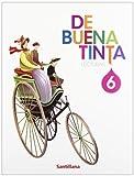 Proyecto La Casa del Saber, de buena tinta, lecturas, 6 Educación PriMaría - 9788429483734