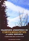 Transporte Atmosferico de Contaminantes a Larga Distancia