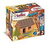 Teifoc Teifoc-T1024 Eitech GmbH-Construcción de Piedra, Color Multicolor TEI 1024, Kleines Einfamilienhaus T1024